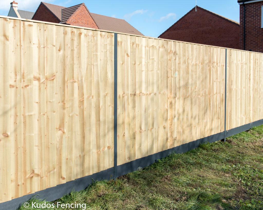 Long Lasting Garden Fencing